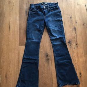 Express flair jeans